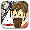 Life on Anime: 7 Months Badge Image