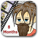 Life on Anime: 8 Months Badge Image