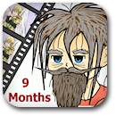 Life on Anime: 9 Months Badge Image