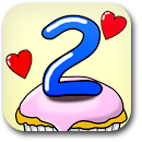 2 years Badge Image
