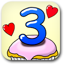 3 years Badge Image
