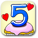 5 years Badge Image