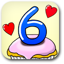 6 years Badge Image