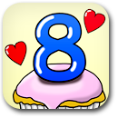 8 years Badge Image