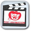 Watched 50 anime from Toei Animation Badge Image