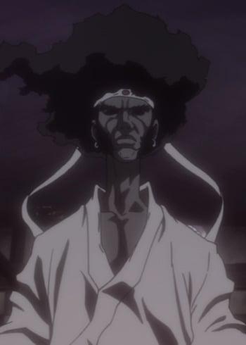 Afro Samurai Anime Planet