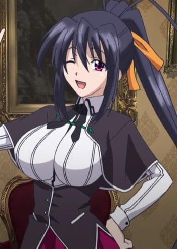 Akeno HIMEJIMA | Anime-Planet