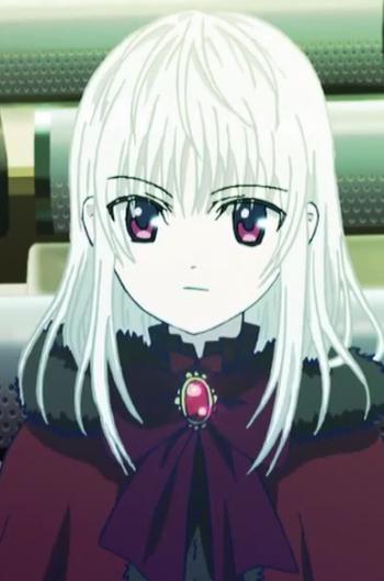 Anna KUSHINA | Anime-Planet
