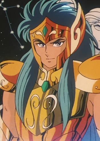 Aquarius Camus | Anime-Planet Anime Aquarius