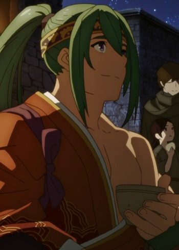 Archer | Anime-Planet