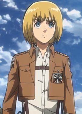 Armin ARLERT | Anime-Planet