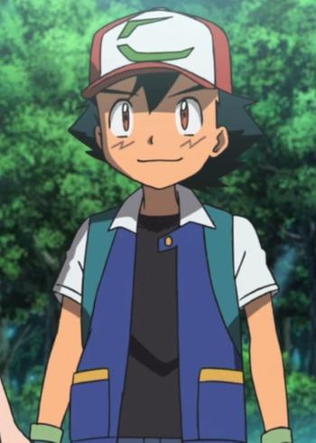 Characters Similar To Ash Ketchum Anime Planet