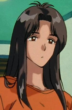 Atsuko Urameshi Voice - Yu Yu Hakusho OVA (Show)   Behind