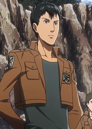 Bertholdt HOOVER | Anime-Planet