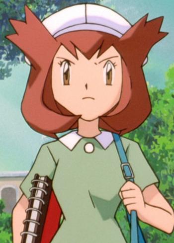 Pokemon Gen 4 Anime Characters : Bianca anime planet