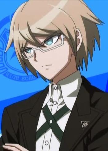 Danganronpa Anime Characters : Byakuya togami anime planet