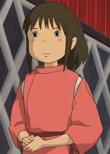 Chihiro Ogino Anime Planet