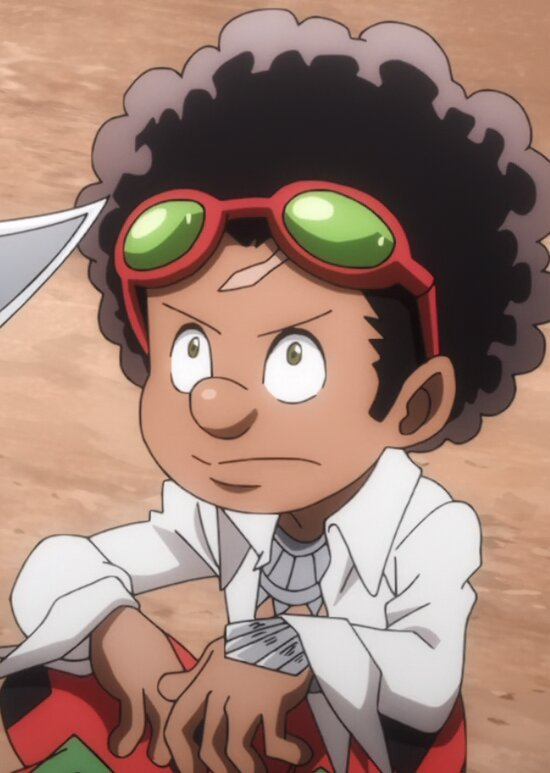 Chocolove Mcdaniel Anime Planet