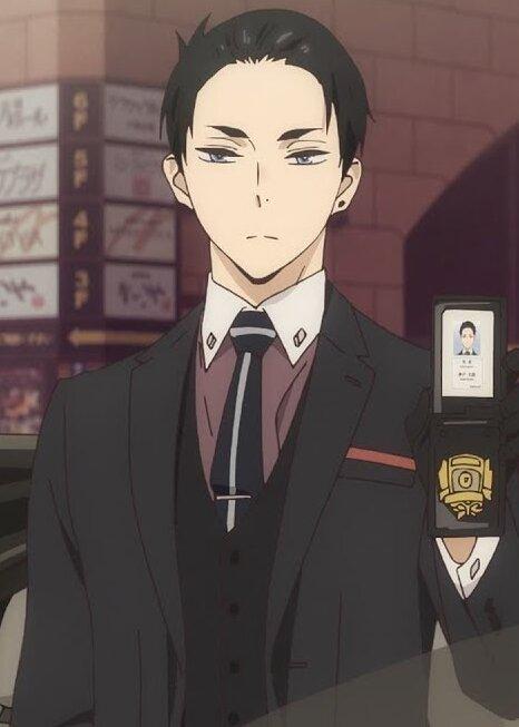 Daisuke KAMBE | Anime-Planet
