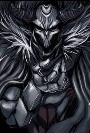 Seu Deus Está Morto! - As Desventuras entre o Cavaleiro da Morte e o Juiz do Inferno Demon-lord-70594