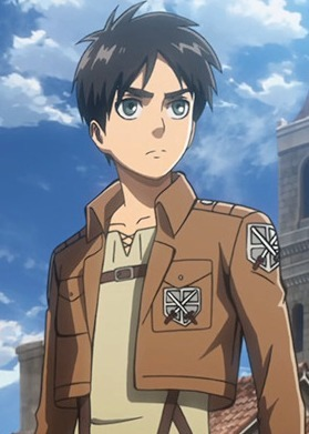 Eren YEAGER | Anime-Planet