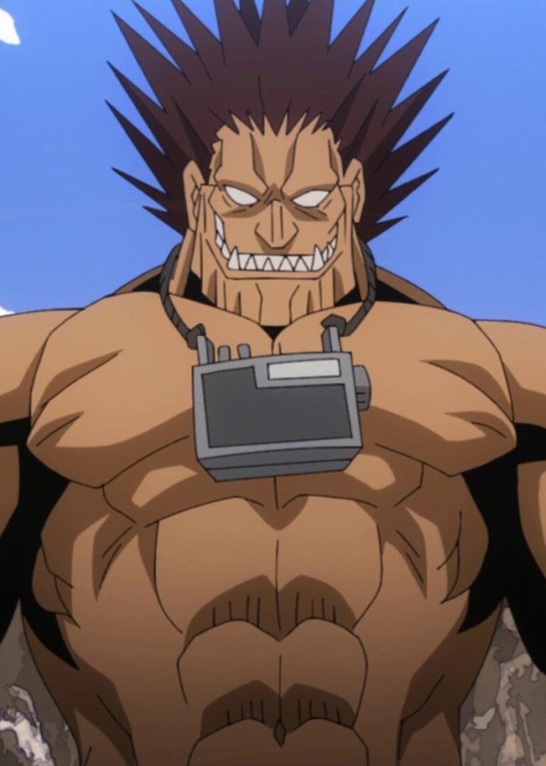 Gigantomachia | Anime-Planet