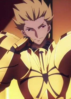 Gilgamesh Anime