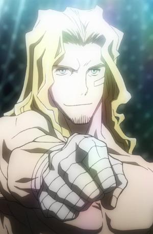 Gregor Maximus Anime Planet