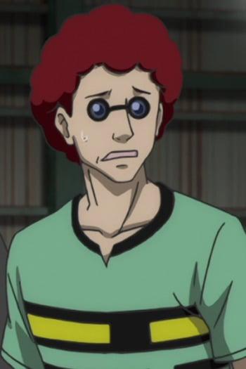 D Frag Anime Characters Database : Haijima anime planet