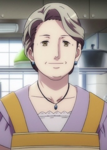 Haruka's Grandmother