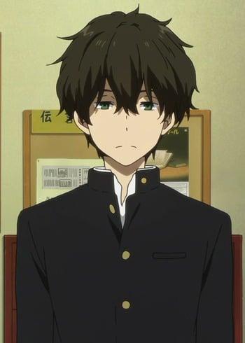Houtarou Oreki Anime Planet