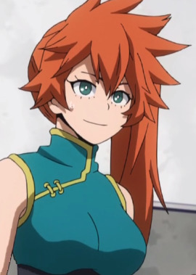 Itsuka KENDOU   Anime-Planet