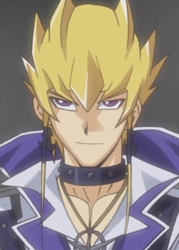 Jack ATLAS | Anime-Planet