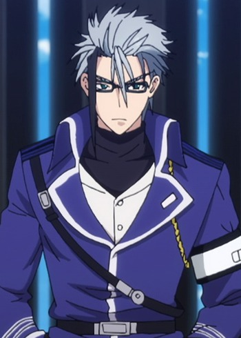 Jail MURDOCH | Anime-Planet
