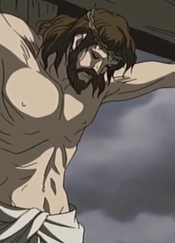 Jesus Of Nazareth Anime Planet