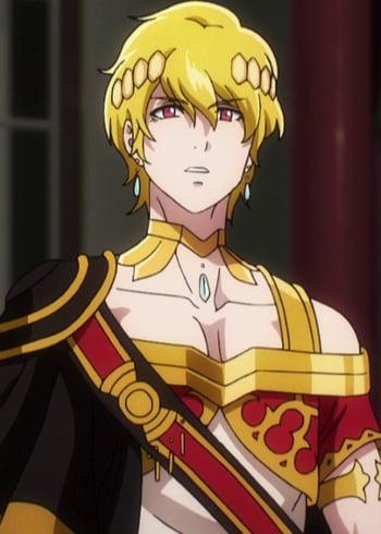 Jircniv Rune FARLORD EL NIX   Anime Planet