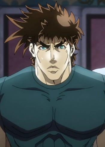 The Best Joseph Joestar Anime Part 2 Pics