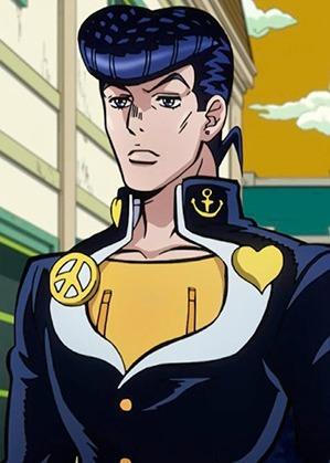 Josuke Higashikata Anime Planet