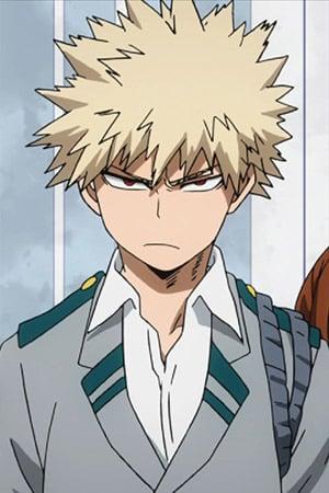 Characters Similar To Katsuki Bakugou Anime Planet