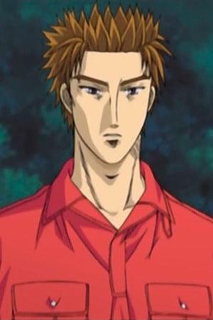 Mazda 3 Custom >> Keisuke TAKAHASHI   Anime-Planet