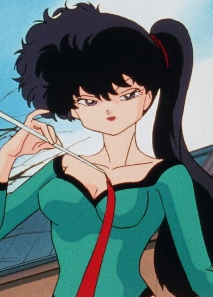 Kodachi kuno anime planet - Femme chat manga ...