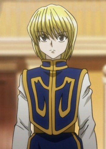 Kurapika Anime Planet