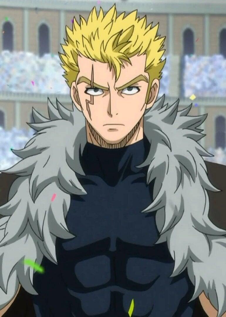 Laxus DREYAR | Anime-Planet