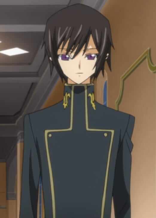 lelouch lamperouge animeplanet