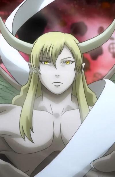 Anime Lucifer