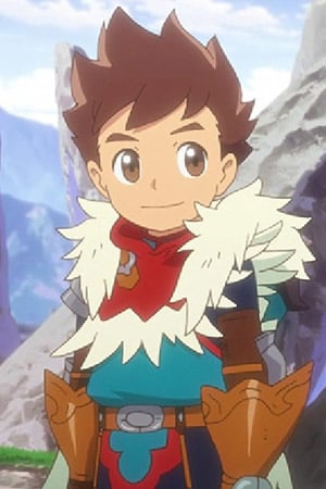 Characters Appearing In Monster Hunter Stories Ride On Anime Anime Planet