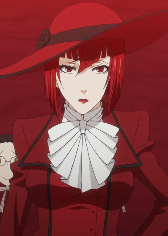 Madam Red Anime Planet