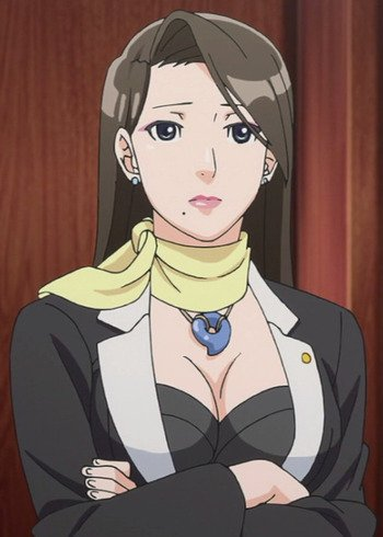 Mia Fey Anime Planet