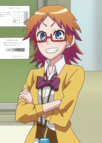 Mikan AKEMI | Anime-Planet