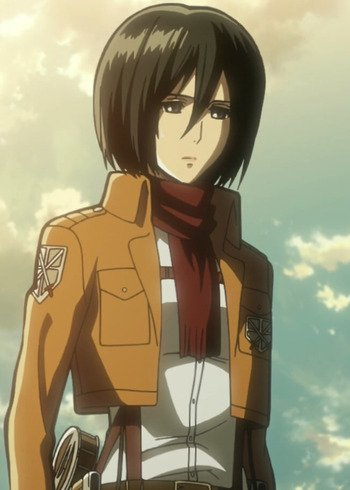 Mikasa Ackermann Comments Anime Planet